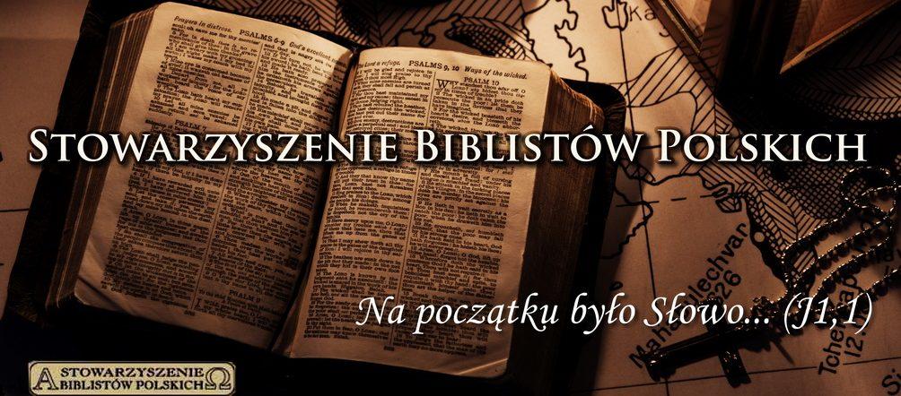 Stowarzyszenie Biblistów Polskich